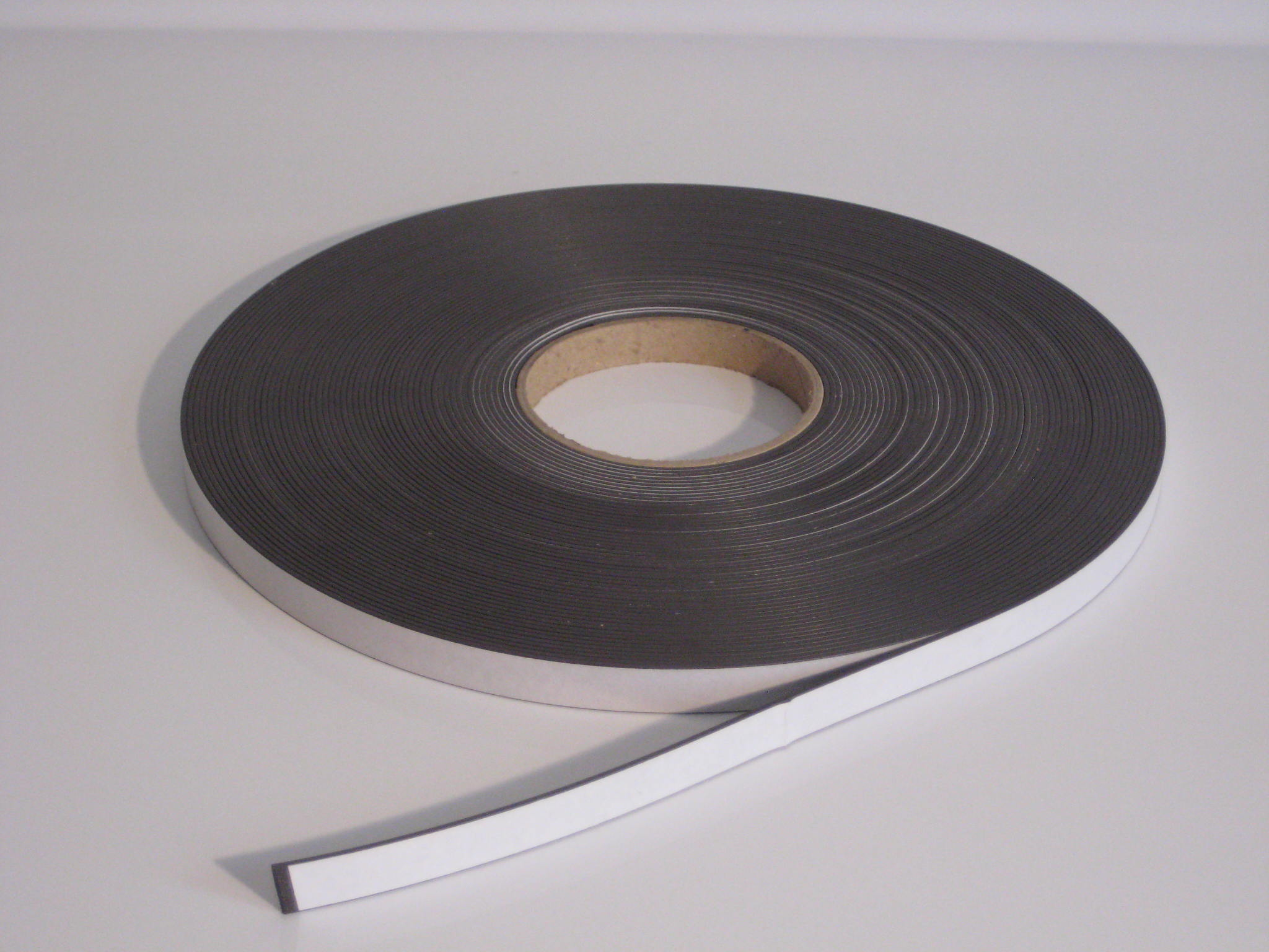 Self Adhesive Magnetic Tape From Abel Magnets Abel Magnets