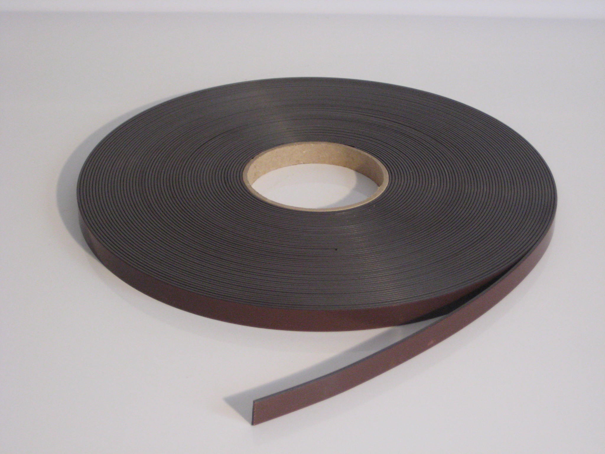 12 7mm X 1 5mm Standard Self Adhesive Magnetic Tape Type