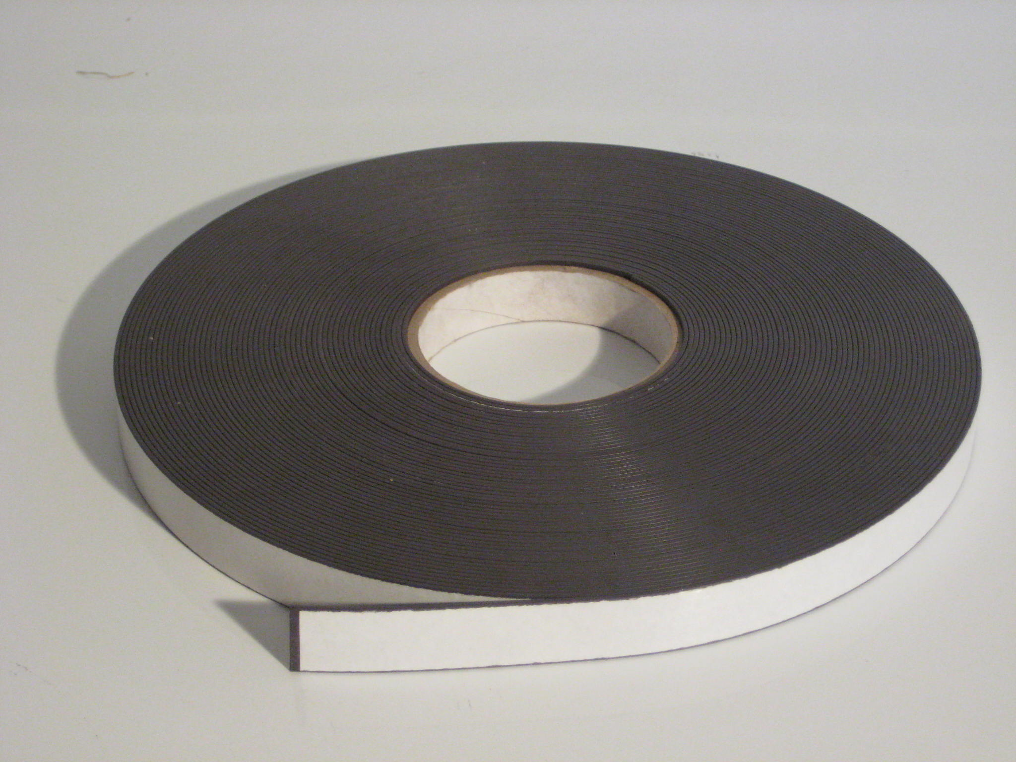 20mm X 1 5mm Standard Self Adhesive Magnetic Tape 3m Roll